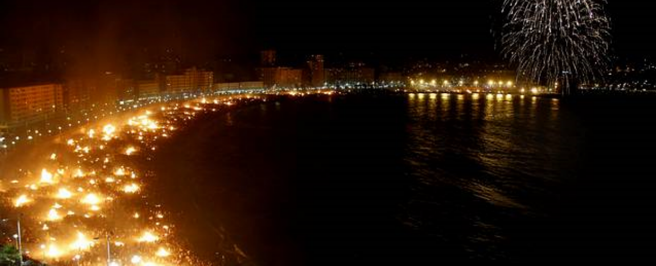 St. John's Night in Valencia
