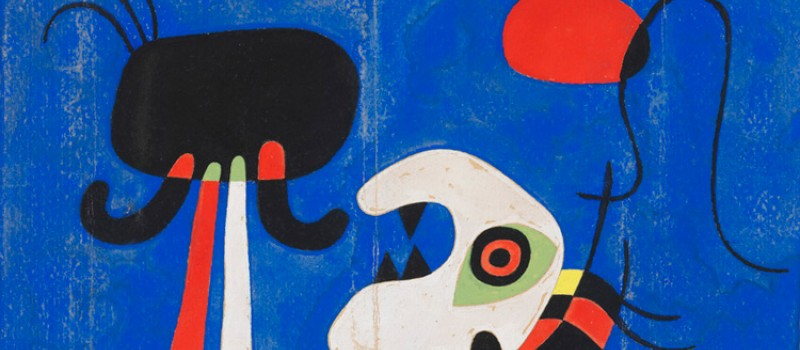 JOAN MIRÓ AT IVAM UNTIL 17 JUNE